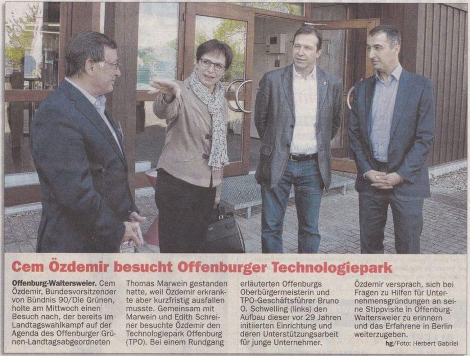 Mittelbadische Presse vom 06. Mai 2016